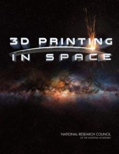 3DPrintinginSpace