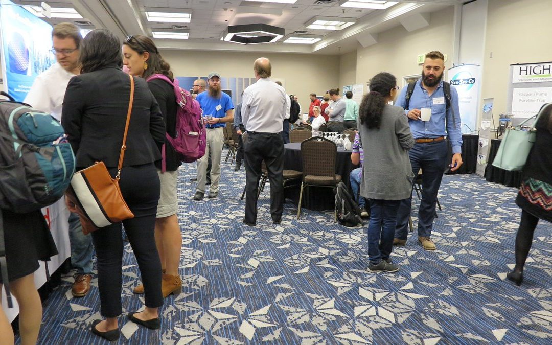 Free registration for Rocky Mountain Chapter Vendor Show